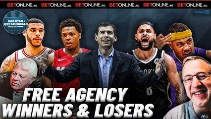 The Celtics are NBA Free Agency LOSERS   Bob Ryan & Jeff Goodman Podcast   by Linkedin.com