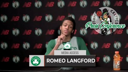 """Romeo Langford: """"Basically, I Had To Play Summer League"""" """"   FULL Interview 8-4"""