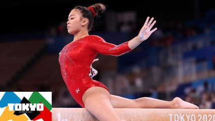 Suni Lee Vows To Delete Social Media, Blaming Gold Medal Loss On Being TOO Online | Talking Tokyo