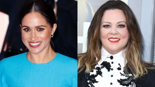 Meghan Markle Teams Up With Melissa McCarthy to Announce New Female Mentorship Initiative   THR News