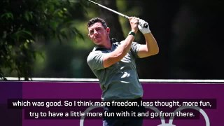 McIlroy and Morikawa after more freedom and fun following Olympic golf