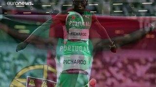 Pichardo é campeão olímpico e até podia ter o pódio só para ele