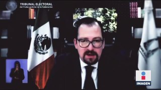 Magistrados destituyen al presidente del TEPJF, José Luis Vargas