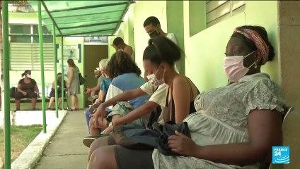 Covid-19 à Cuba : augmentation des infections liées au variant Delta