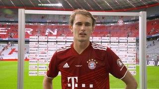 Allianz Arena Bayern Munich Team Presentation