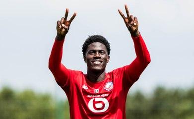 """Amadou Onana : """"Pressé de jouer devant les fans !"""""""