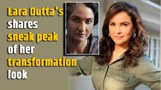 Bell Bottom: Here's how Lara Dutta transformed in to Indira Gandhi