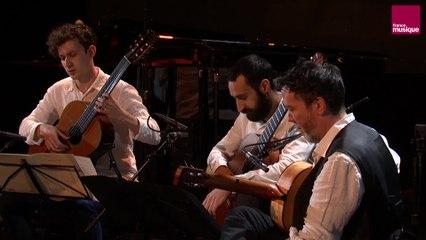 Mathias Duplessy : Quatuor de guitare en ré mineur II. Adagio