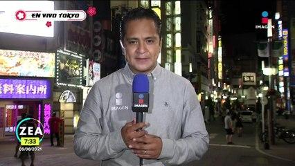 El partido de México contra Japón se adelanta