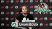 """Juhann Begarin: """"I Asked Brad Stevens To Play In Summer League To Show I Can Play in the NBA"""""""