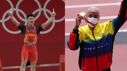 10 World Records that were Broken During the Tokyo Olympics