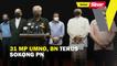 31 MP UMNO, BN terus sokong PN
