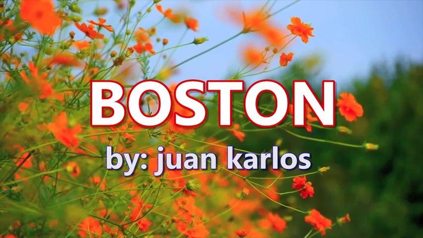 juan karlos - Boston