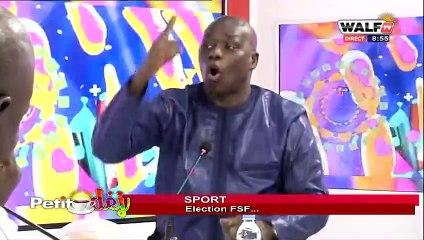 Sport  (FSF... Elections ou magouilles) - Petit Déj du vendredi 06 août 2021