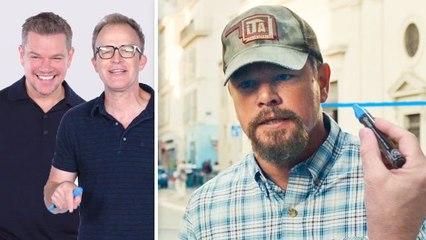 Matt Damon and Director Tom McCarthy Break Down a Scene from 'Stillwater'