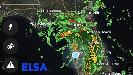 Hurricane Makes Landfall at Big Cat Rescue