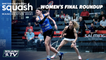 Squash: Perry v Kennedy - British Nationals 2021 - Women's Final Roundup