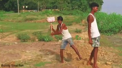 Funny Comedy Video - New Funny Prank Video - Indian funny video