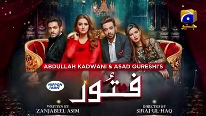 Fitoor EP 51 - 10th August 2021
