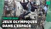 Thomas Pesquet et les astronautes de l'ISS ont trouvé leur sport olympique