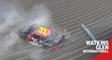 Massive hit for Erik Jones in Xfinity Series race at Watkins Glen