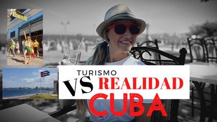 CUBA!!! REALIDAD vs turismo.