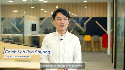 Nos collaborateurs ont du talent - Caleb Koh Jun Shyang