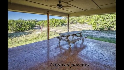 Property For Sale - 4 acres on 144 Bent River Road, Concan, Texas