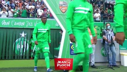 Le résumé de la rencontre AS Saint-Etienne - FC Lorient (1-1) 21-22