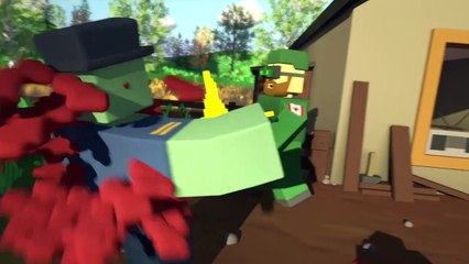 UNTURNED - Out Now!