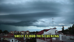 'Ethereal Shelf Cloud Forces Italian Skies into Darkness *Intense*'