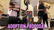 'Surprising Stepdad with Adoption Proposal on his 41st Birthday '