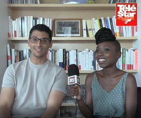Scènes de ménages : casting, première rencontre.… Claudia Mongumu et Ryad Baxx se confient sur leur arrivée