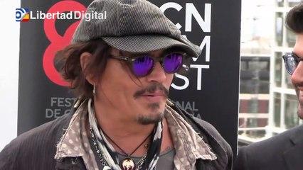 Johnny Depp recibirá el premio honorífico Donostia en el Festival de San Sebastián 2021