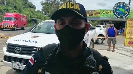 Policía detiene criminales en medio robo y rescata a dependientes que tenían amarrados