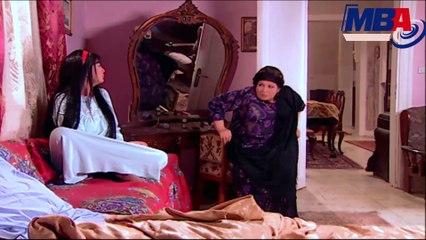 زهرة محتاره بين حب ماجد و اصرار الحاج فرح على الجواز منها  مسلسل زهرة و ازواجها الخمسة
