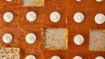 Pumpkin Pie Bars > Pumpkin Pie