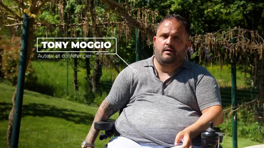 Handicap et sexualité : Tony Moggio, tétraplégique depuis 2010, lève tous les tabous