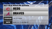 Reds @ Braves Game Preview for AUG 11 -  7:20 PM ET