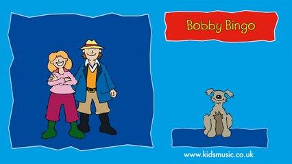 Kidzone - Bobby Bingo