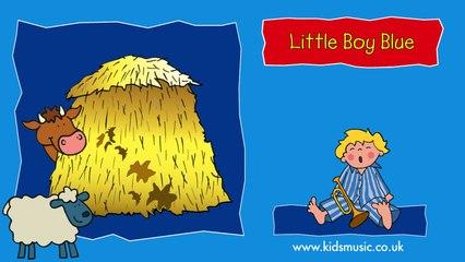 Kidzone - Little Boy Blue