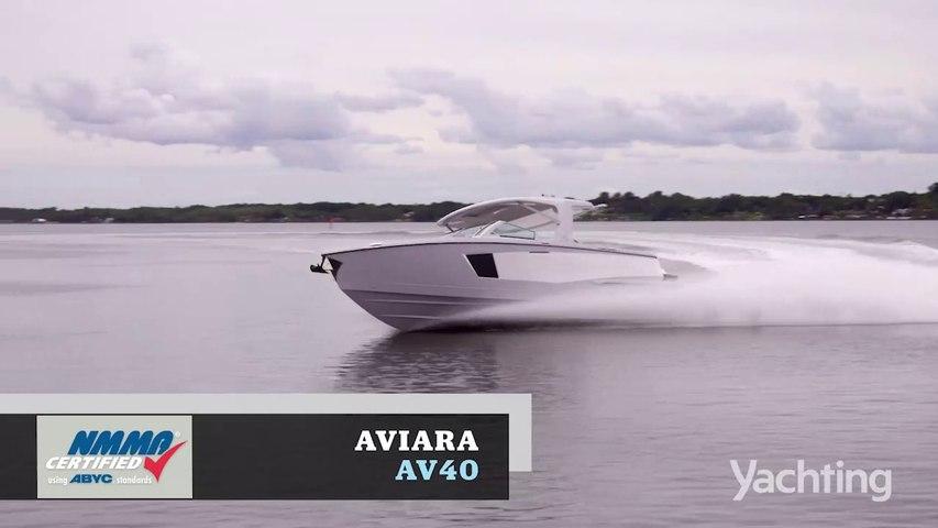 2021 Aviara AV40