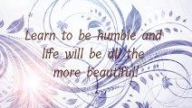Humble!