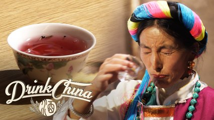 How a Tribe Makes its 75% Alcohol Medicinal Cures - Drink China (E3)