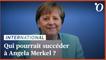 Législatives en Allemagne: qui pour succéder à Angela Merkel ?