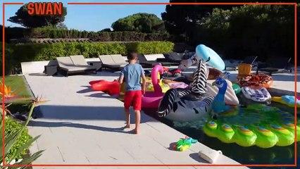 Cache-Cache Géant en Famille dans une Énorme Villa !