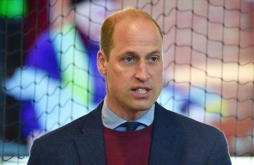 Prens William'dan Diana Ödülü'ne 'acil değişiklik' için destek
