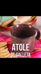 Atole de Galleta