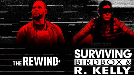 The blindfolds are off! We see you R. Kelly!   The Rewind Ep 26