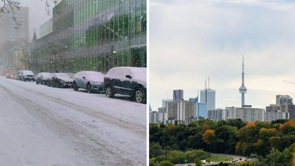 Fall In Ontario Is Going To Be A Mess With 'Violent' Thunderstorms & Even Wet Snow